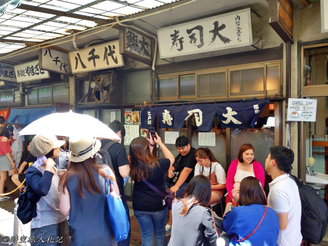 東京景點紀錄: 築地